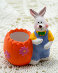 "Фигурка подставка под яйцо ""Кролик"", арт. 2183"