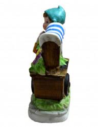 "Статуэтка ""Продавщица цветов"", арт. 2594"