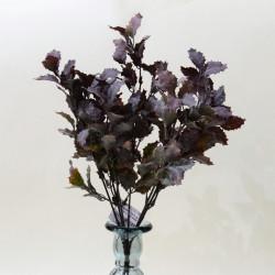"""Цветок искусственный куст """"Дурман"""" темный 33см, арт. 4922"""