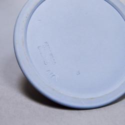 Подсвечник из голубого фарфора , арт. 5298