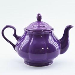 """Чайник заварочный """"Тыква"""" фиолетовый, 1л, арт. 0031"""